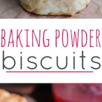 Eat Cake For Dinner: Baking Powder Biscuits and Biscuits Cookbook Review