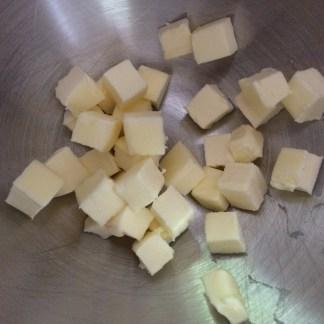 Butter first...