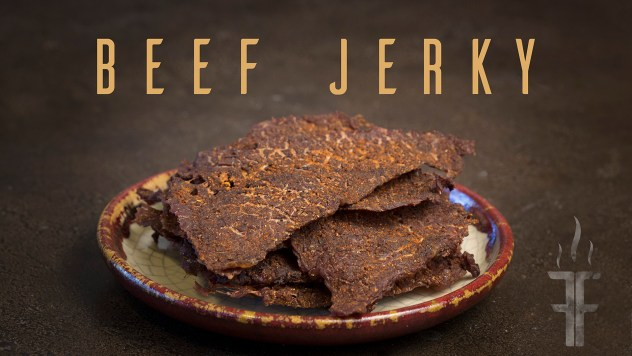 How to make whisky flavored Beef Jerky