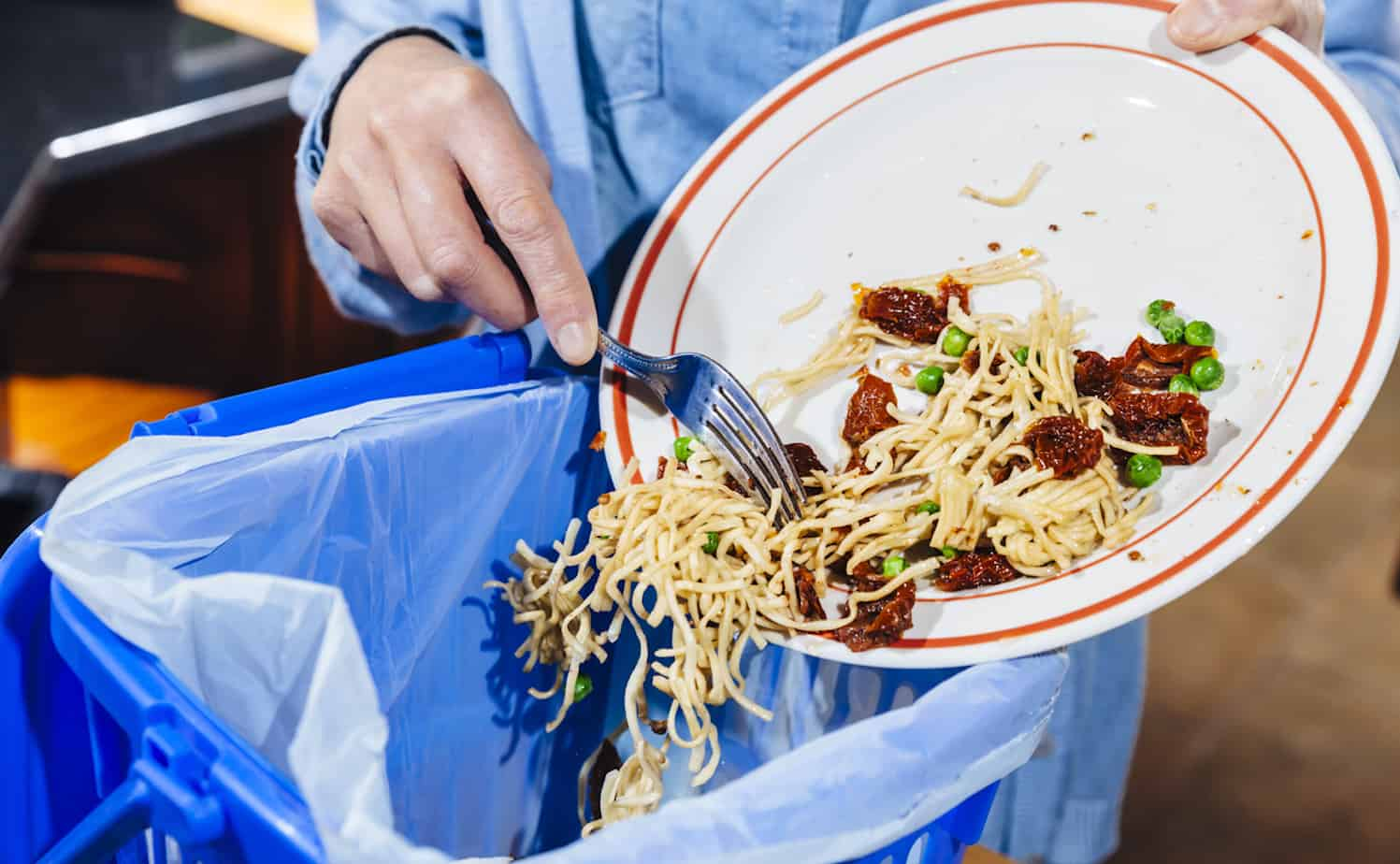 Food Industry Shares Food Waste Reduction Efforts in New