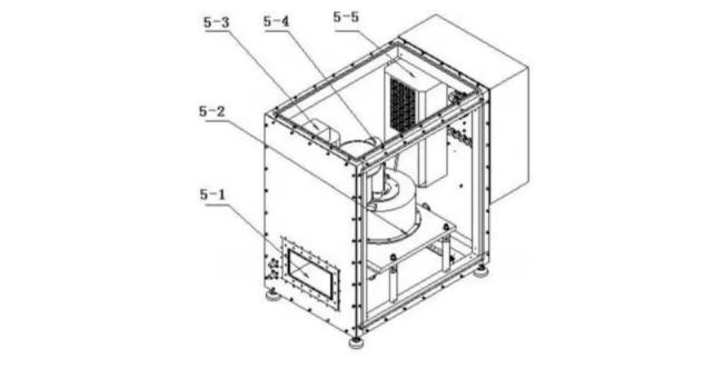 Microwave Schematic Diagram