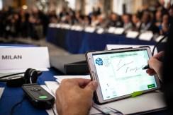 La firma del sindaco Pisapia.