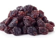 black raisins benefits