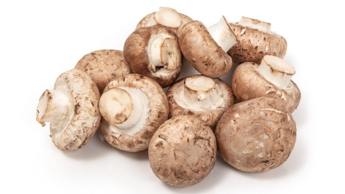 crimini mushrooms health benefits & side effects