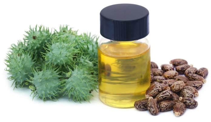 castor oil side effects and health benefits