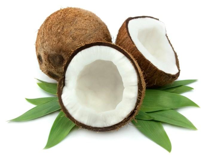 coconut compounds benefits