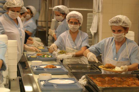 Comedores escolares de proximidad  Foodtopia