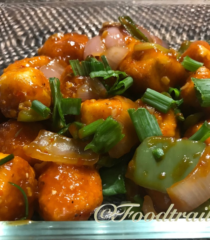 Doritos Chilli Paneer