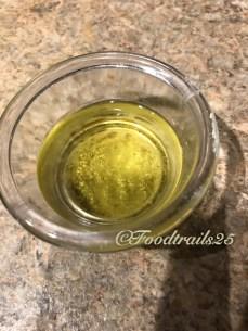 Olive Oil--2Tbsp