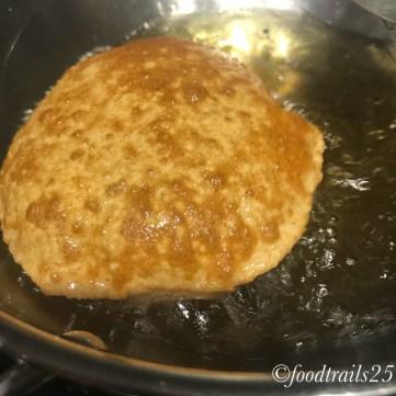 Fry till golden brwon