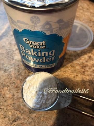 Baking Powder for Kulcha dough