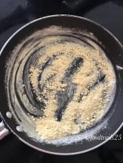 Roast Besan/Chickpea Flour