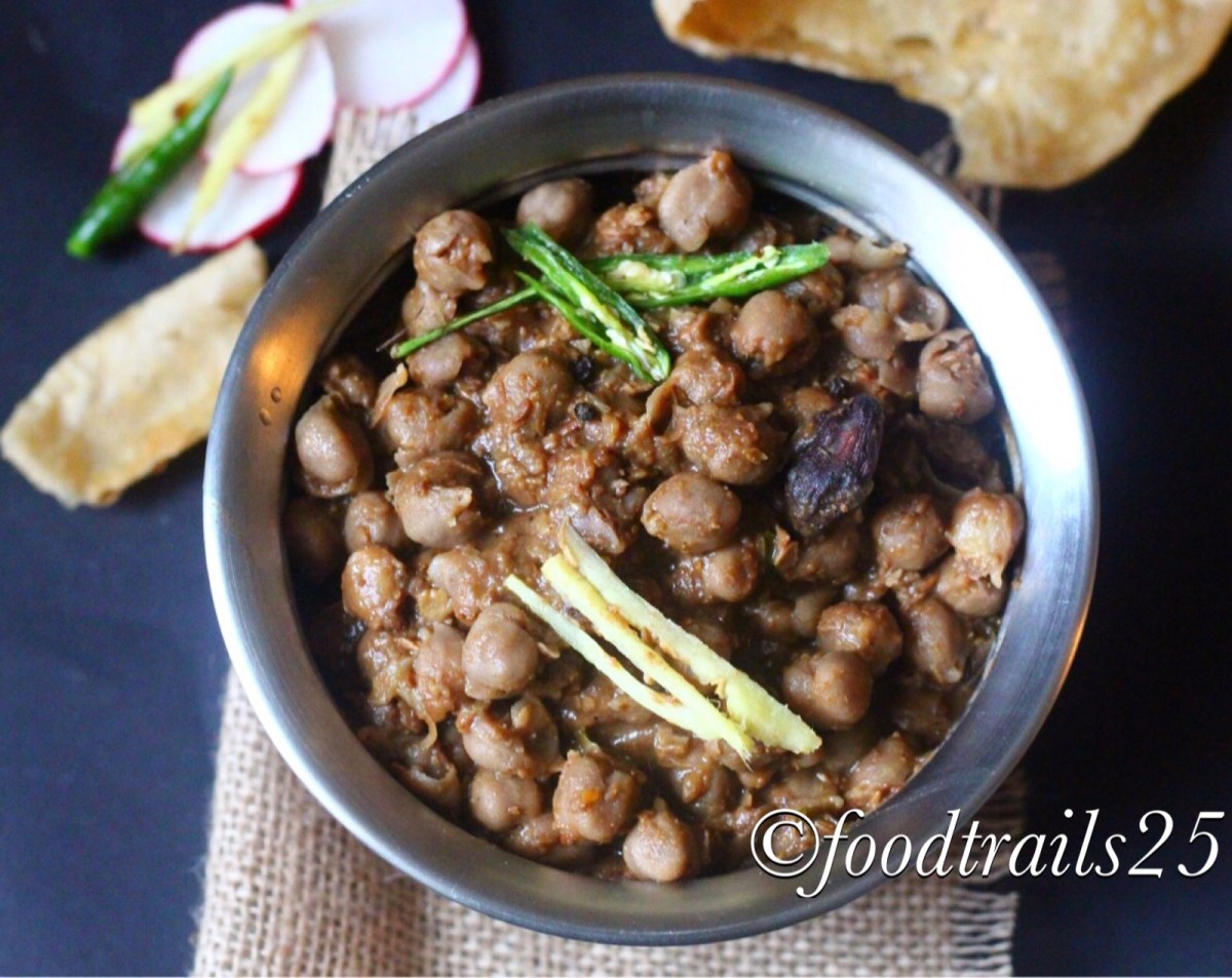 Pindi Chole(no-onion no-garlic)