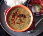 Dal Palak Lehsuni Recipe