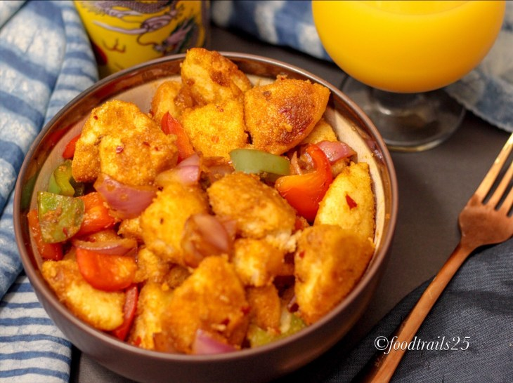 Chilli Idli recipe