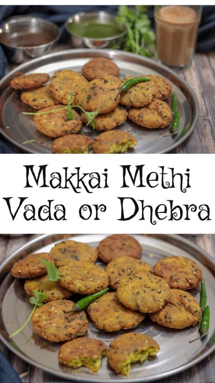 Makkai Methi Vada-pin