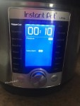 Pressure Cook for 10 minutes