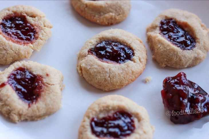 Jam Thumbprints