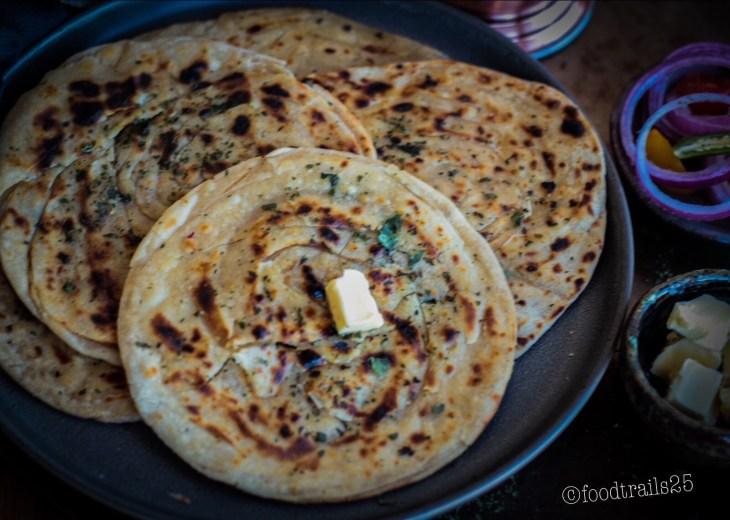 Lachha Roti/Parantha