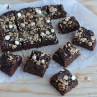 Kale Brownies(Eggless)
