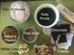 Ingredients Kale Brownies