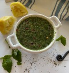 Basil Lemon Vinaigrette