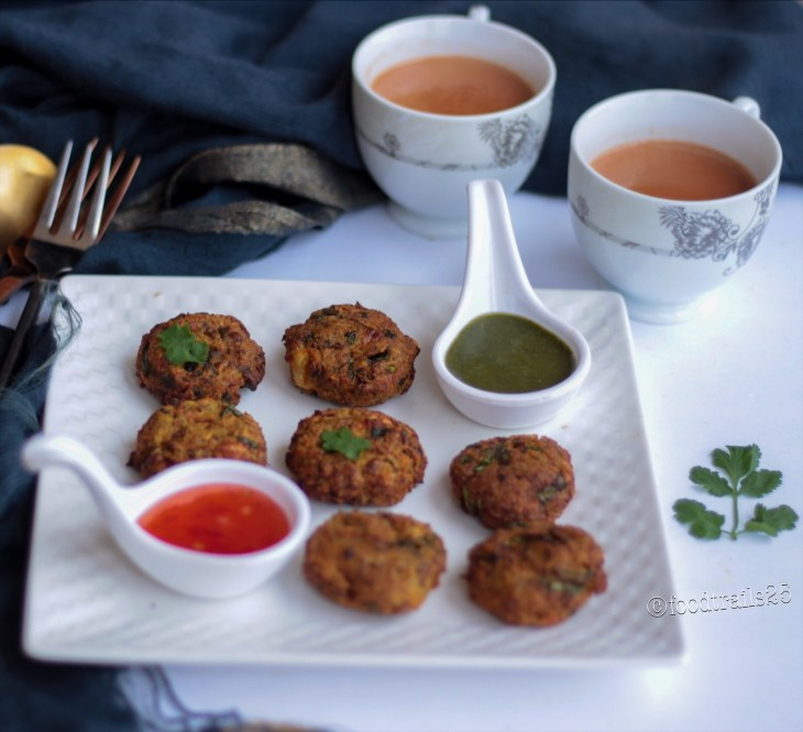 Air Fire Cutlets with Chai