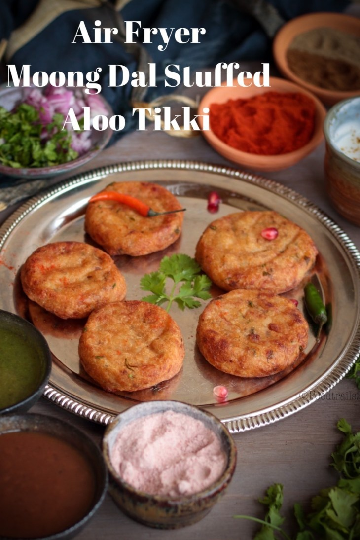 Pin for Aloo Tikki