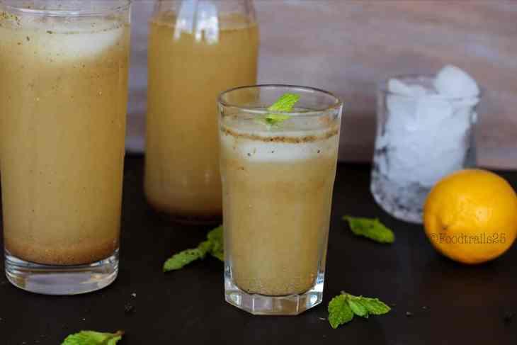 Masala Lemonade/Masala Nimbu Soda