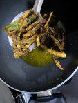 Deep Fried Crispy Okra