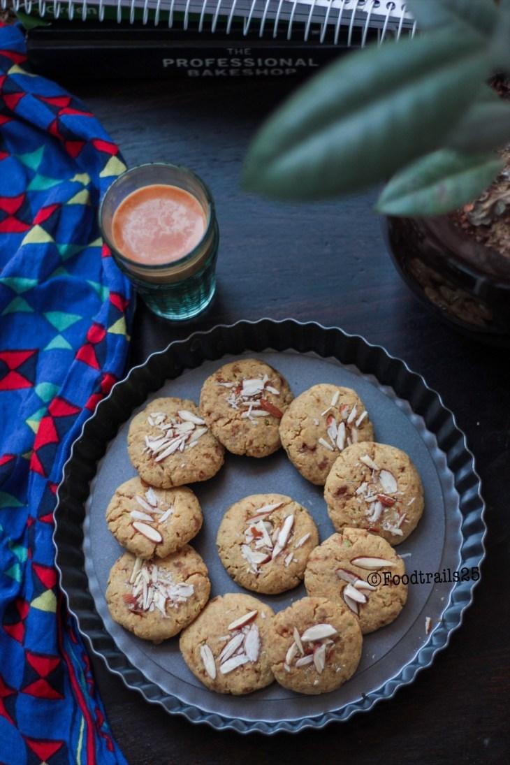 Sattu Cookies
