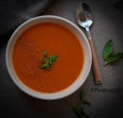 Tomato Apple Soup
