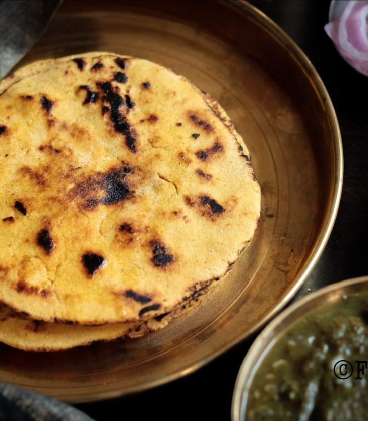 Makkai Ki Roti