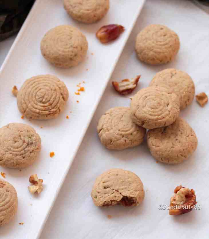 maamoul cookies