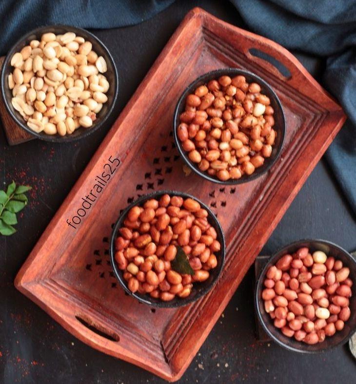 Air Fryer Roasted Peanuts