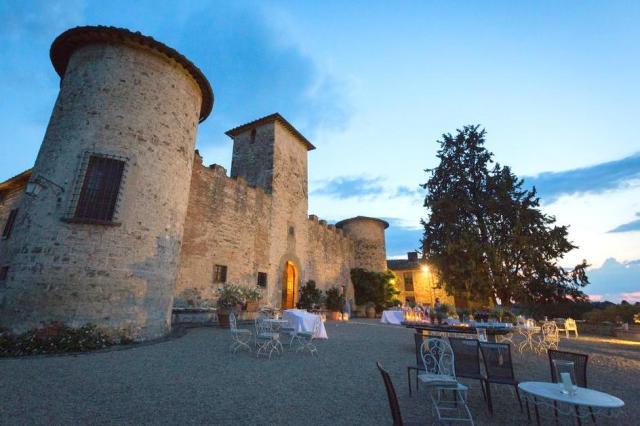 Kasteel-in-toscane