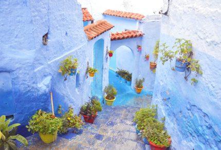 Chefchaouen: het wondere, blauwe stadje in noord Marokko
