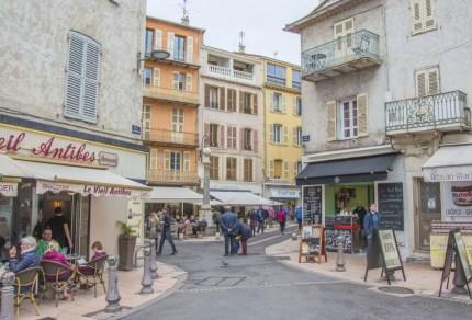 Redenen om Antibes aan de Côte d'Azur te bezoeken
