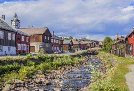 Dit is waarom Røros in Noorwegen het certificaat Sustainable Destination heeft