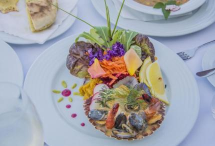 Poncha, Espada com Banana en Bolo de Mel: deze gerechten van Madeira wil je proeven