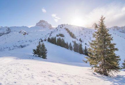 Wintersport in Le Grand Bornand, de leukste tips
