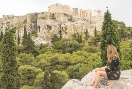 Vijf toffe reistips voor je stedentrip Athene