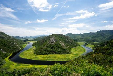 De mooiste natuurgebieden van Europa