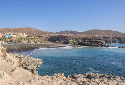 Route road trip Fuerteventura