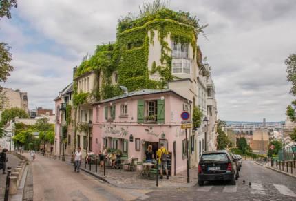 Tips en bezienswaardigheden in Montmartre