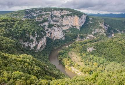 Bezienswaardigheden in de Ardèche in Zuid-Frankrijk