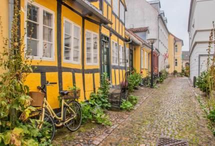 De leukste steden en dorpen op Funen in Denemarken