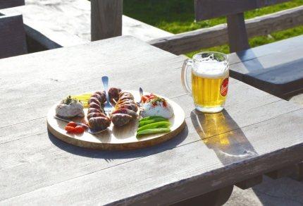 Restaurants, eten en drinken in Slovenië