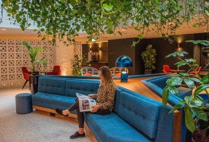 Slapen in hartje Amsterdam bij Kimpton de Witt Hotel (mét restaurant)