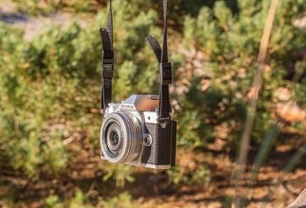Beste systeemcamera voor op reis: review Olympus